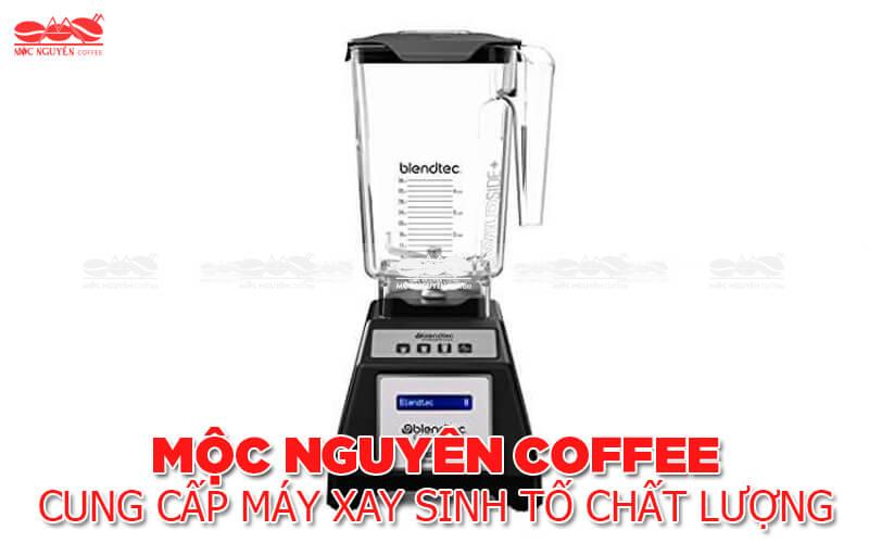 moc-nguyen-coffee-cung-cap-may-xay-sinh-to-chat-luong